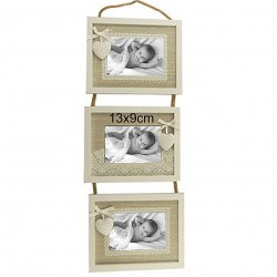 3 PICTURE FRAME