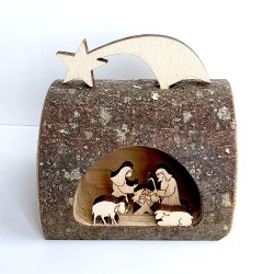 NATIVITY SMALL TRUNK