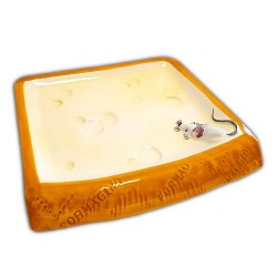 SQUARE CHEESE TRAY
